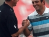 Francesco Molinari e Lee Westwood