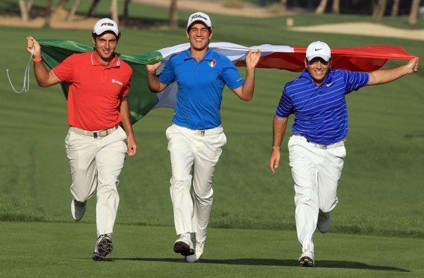 italiani al Masters 2010