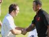 Francesco Molinari e Tiger Woods